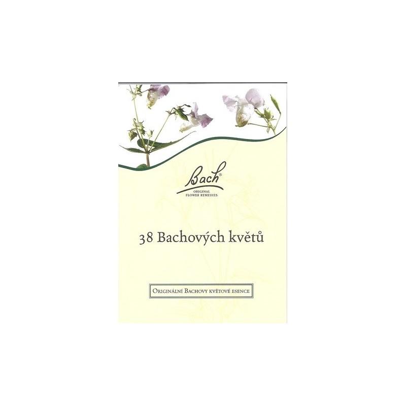 38 bachových květů, Dr.E.Bach